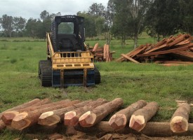 quality timber fencing